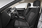 Front seat view of a 2015 Volkswagen Passat Comfort 5 Door Wagon Front Seat car photos