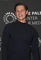 "29 March 2017 - Beverly Hills, California - Augustus Prew. 2017 PaleyLive LA Spring Season - ""Prison Break"" Screening And Conversation held at The Paley Center for Media. Photo Credit: AdMedia"
