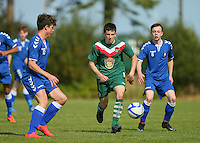 2 015 09 U17 Cork City v Limerick