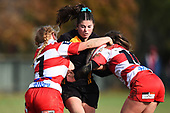 Women's Rugby - WOB v Mot High School