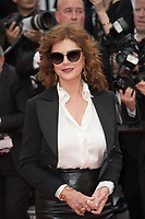 Susan Sarandon at the premiere for &quot;Loveless&quot; at the 70th Festival de Cannes, Cannes, France. 18 May  2017<br /> Picture: Paul Smith/Featureflash/SilverHub 0208 004 5359 sales@silverhubmedia.com