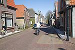 De Waal village, Texel, Netherlands