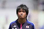 Ayaka Michigami (JPN), .JUNE 17, 2012 - Football / Soccer : .International Friendly match between .Japan 1-0 U.S.A.at Nagai Stadium, Osaka, Japan. (Photo by Akihiro Sugimoto/AFLO SPORT) [1080]