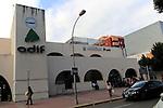 ADIF railway train station, Algeciras, Cadiz province, Spain