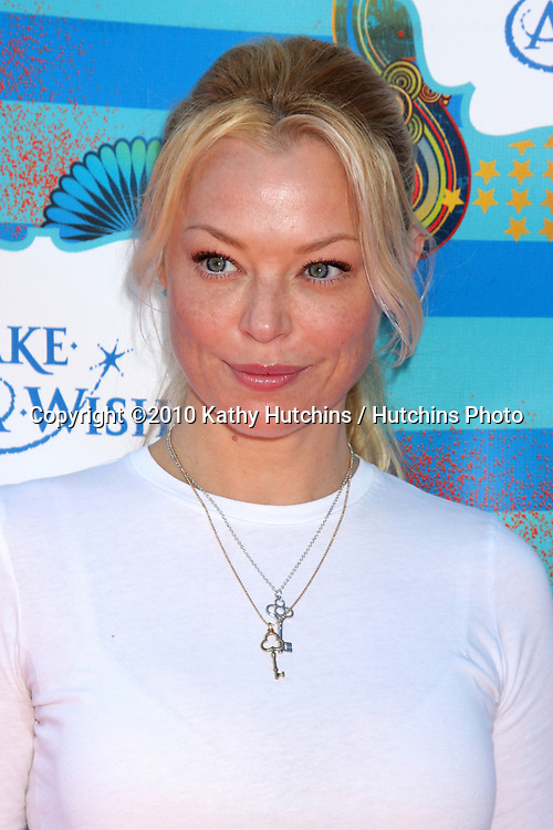 Charlotte Ross.arrives at the Make-A-Wish Foundation Day Event Hosted by Kevin & Steffiana James .Pacific Park on the Santa Monica Pier.Los Angeles, CA.March 14, 2010.©2010 Kathy Hutchins / Hutchins Photo....
