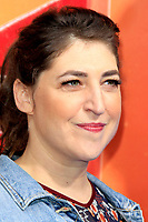 "LOS ANGELES - FEB 2:  Mayim Bialik at ""The Lego Movie 2: The Second Part"" Premiere at the Village Theater on February 2, 2019 in Westwood, CA"