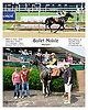 Bullet Mobile winning at Delaware Park racetrack on 6/23/14