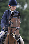 Class 9. 95cm. Unaffiliated showjumping. Brook Farm Training Centre. Essex. 15/07/2017. MANDATORY Credit Garry Bowden/Sportinpictures - NO UNAUTHORISED USE - 07837 394578
