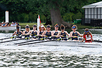 Race: 176 J8 Quarter-Final - Royal Chester vs St Paul's Sch (USA)<br /> <br /> Henley Women's Regatta 2017<br /> <br /> To purchase this photo, or to see pricing information for Prints and Downloads, click the blue 'Add to Cart' button at the top-right of the page.