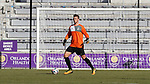 Orlando, Florida - Wednesday January 17, 2018: Ben Lundgaard. Match Day 3 of the 2018 adidas MLS Player Combine was held Orlando City Stadium.