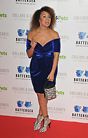 Pandora Christie at the Battersea Dogs &amp; Cats Home Collars &amp; Coats Gala Ball 2018, Battersea Evolution, Battersea Park, London, England, UK, on Thursday 01 November 2018.<br /> CAP/CAN<br /> &copy;CAN/Capital Pictures