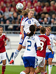 Womens EURO 2009, Finland-Denmark at Olympic Stadium in Helsinki 08232009