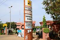 BURKINA FASO, Ouagadougou,  Fespaco film festival