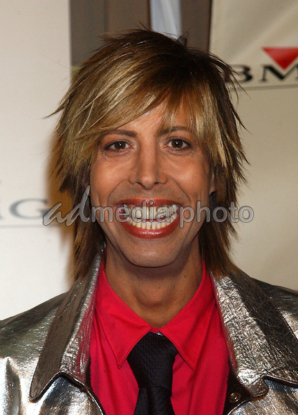 Feb. 8, 2004; Hollywood, CA, USA; Reporter STEVEN COJOCARU during the BMG 46th Annual Grammy Awards Post-Grammy Gala Celebration held at The Avalon. Mandatory Credit: Photo by Laura Farr/AdMedia. (©) Copyright 2003 by Laura Farr