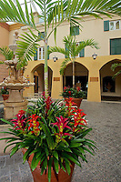 EUS- Loews Portofino Bay Hotel at Universal Theme Park - Interior & Courtyards, Orlando FL 6 15