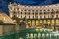 Boscolo Exedra Roma hotel, Rome, Italy