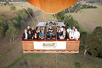 20161125 November 25 Hot Air Balloon Gold Coast