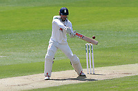 Alastair Cook in batting action for Essex during Essex CCC vs Hampshire CCC, Specsavers County Championship Division 1 Cricket at The Cloudfm County Ground on 20th May 2017