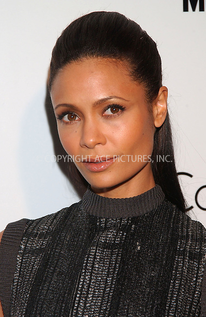 WWW.ACEPIXS.COM . . . . . ....November 28 2007, New York City....Thandie Newton arriving at the reopening celebration of the New Museum co-hosted by Calvin Klein at the New Museum....Please byline: KRISTIN CALLAHAN - ACEPIXS.COM.. . . . . . ..Ace Pictures, Inc:  ..(646) 769 0430..e-mail: info@acepixs.com..web: http://www.acepixs.com