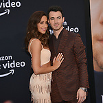 Kevin Jonas, Danielle Jonas 125 arrives at the Premiere Of Amazon Prime Video's Chasing Happiness at Regency Bruin Theatre on June 03, 2019 in Los Angeles, California.
