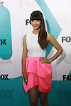 "Hannah Simone ""Cece"" New Girl at The Fox 2012 Programming Presentation on May 14, 2012 at Wollman Rink, Central Park, New York City, New York. (Photo by Sue Coflin/Max Photos) 917-647-8403"