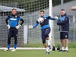 Rangers keeper Cammy Bell back in action after injury