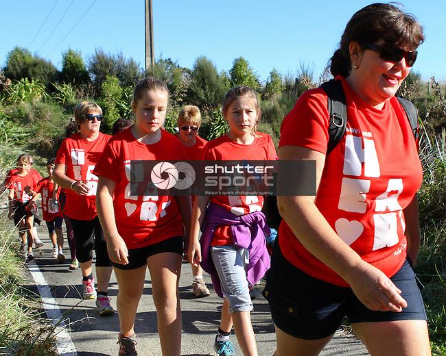 Jennian Homes Mother's Day 5km, 11 May 2014, Nelson, New Zealand<br /> Photo: Marc Palmano/shuttersport.co.nz