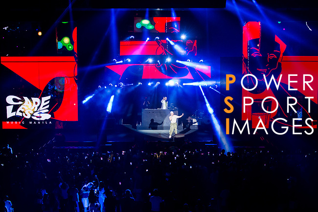 Asia League Fest during The Asia League's 'The Terrific 12' at Studio City Event Center on 21 September 2018, in Macau, Macau. Photo by Marcio Rodrigo Machado / Power Sport Images for Asia League