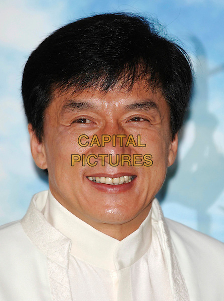 "JACKIE CHAN.""The Myth"" photocall, Majestic Hotel,.58th International Cannes Film Festival, France,.17 May 2005..Ref: PL.portrait headshot funny .www.capitalpictures.com.sales@capitalpictures.com.©Capital Pictures.."