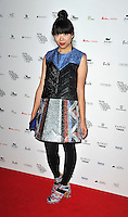 Susie Lau attends the WGSN Global Fashion Awards at the Victoria & Albert Museum on October 30, 2013 in London, England