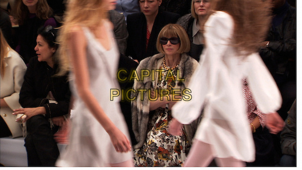Anna Wintour.in The September Issue.*Filmstill - Editorial Use Only*.CAP/PLF.Supplied by Capital Pictures.