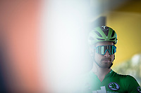 green jersey Peter Sagan (SVK/Bora Hansgrohe) pre race<br /> <br /> Stage 4: Reims to Nancy (215km)<br /> 106th Tour de France 2019 (2.UWT)<br /> <br /> ©kramon
