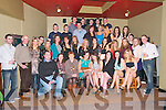21st party : Aisling O'Carrioll, Clounmacon, Listowel, fourth from right front, celebrating her 21st party at the Kingdom Bar, Listowel on Saturday night last...