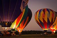 Poteau Balloon Fest 2008
