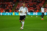 Niklas Suele (Deutschland Germany) - 10.11.2017: England vs. Deutschland, Freundschaftsspiel, Wembley Stadium