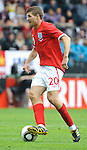 30.05.2010, UPC Arena, Graz, AUT, WM Vorbereitung, Japan vs England, im Bild Steven Gerrard, England, EXPA Pictures © 2010, PhotoCredit: EXPA/ S. Zangrando