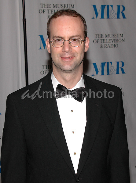 26 May 2005 - New York, New York - Jonathan Adelstein of the FCC arrives at The Museum of Television and Radio's Annual Gala where Merv Griffin is being honored for his award winning career in radio and television.<br />Photo Credit: Patti Ouderkirk