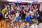 Double 21st celebration for Josh Reilly, HAWLEY PARK Traleeand James O'Ryall, Gallowsfield Tralee enjoying the party with family and friends at the Abbey Inn on Saturday