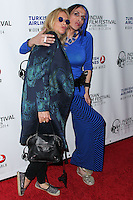 "HOLLYWOOD, LOS ANGELES, CA, USA - APRIL 08: Rosanna Arquette, Alexis Arquette at the Indian Film Festival Of Los Angeles 2014 - Opening Night Screening Of ""Sold"" held at ArcLight Cinemas on April 8, 2014 in Hollywood, Los Angeles, California, United States. (Photo by Xavier Collin/Celebrity Monitor)"