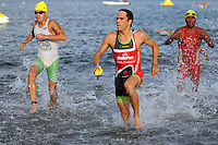 Triatl&oacute;n Sports World Veracruz 2013 - Francisco Serrano Plowells. &copy;NortePhoto.com ..<br />