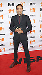 Alex Hassell attends the 'Suburbicon' premiere during the 2017 Toronto International Film Festival at Princess of Wales Theatre on September 9, 2017 in Toronto, Canada.
