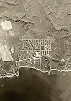 historical aerial photograph Dana Point, Orange County, CA, 1946