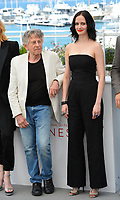 Roman Polanski &amp; Eva Green at the photocall for &quot;Based on a True Story&quot; at the 70th Festival de Cannes, Cannes, France. 27 May 2017<br /> Picture: Paul Smith/Featureflash/SilverHub 0208 004 5359 sales@silverhubmedia.com