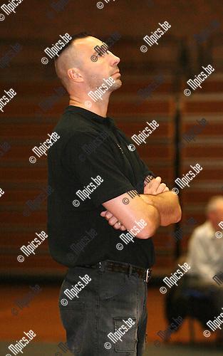 2010-09-25 / Seizoen 2010-2011 / Basketbal / BBC Kangoeroes Boom/  Assistent coach Eric Struelens van Kangoeroes Boom..Foto: mpics