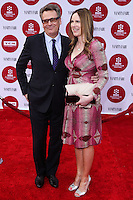 "HOLLYWOOD, LOS ANGELES, CA, USA - APRIL 10: Greg Proops, Jennifer Canaga at the 2014 TCM Classic Film Festival - Opening Night Gala Screening of ""Oklahoma!"" held at TCL Chinese Theatre on April 10, 2014 in Hollywood, Los Angeles, California, United States. (Photo by David Acosta/Celebrity Monitor)"