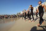 Yumi Kida (JPN), <br /> AUGUST 15, 2016 - Swimming : <br /> Women's 10km Marathon Swimming <br /> at Fort Copacabana <br /> during the Rio 2016 Olympic Games in Rio de Janeiro, Brazil. <br /> (Photo by Yohei Osada/AFLO SPORT)