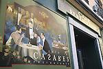 Casares Restaurant, Segovia, Spain