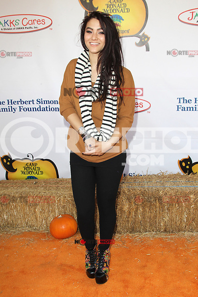 UNIVERSAL CITY, CA - OCTOBER 21:  Fivel Stewart at the Camp Ronald McDonald for Good Times 20th Annual Halloween Carnival at the Universal Studios Backlot on October 21, 2012 in Universal City, California. ©mpi28/MediaPunch Inc. /NortePhoto