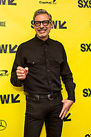 "AUSTIN, TX - MARCH 17: Jeff Goldblum attends the closing night screening of Fox Searchlight Pictures ""Isle of Dogs"" at the 2018 SXSW Festival at the Paramount Theatre on March 17, 2018 in Austin, Texas. (Photo by Thao Nguyen/Fox Searchlight/PictureGroup)"