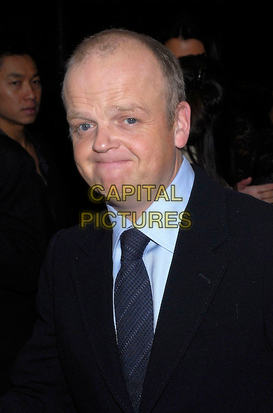 "TOBY JONES.The New York premiere of ""The Mist"" held at the Ziegfeld Theater, New York, New York, USA,.12 November 2007..portrait headshot.CAP/ADM/BL.©Bill Lyons/AdMedia/Capital Pictures. *** Local Caption *** ."